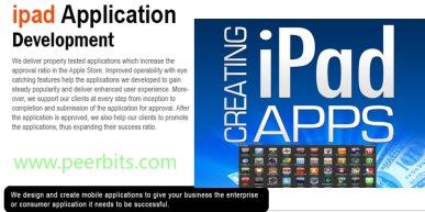 iPad app programming